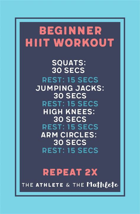 best 25 hiit ideas on hitt workout workouts