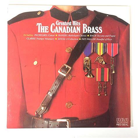 Canadian Brass Piringan Hitam Vinyl papapepper on marketplace sellerratings