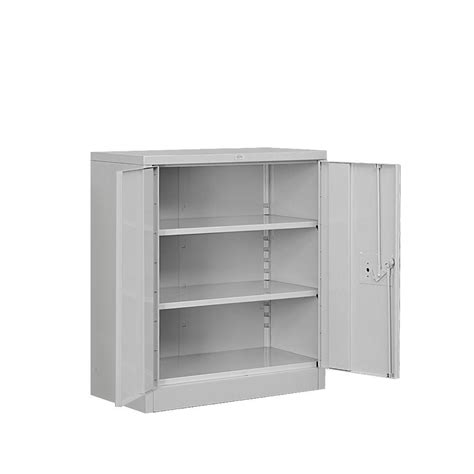 salsbury industries 8000 series 2 shelf heavy duty metal