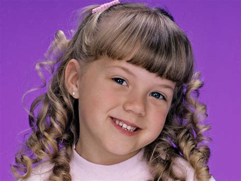 who played stephanie tanner on full house full house images stephanie hd wallpaper and background photos 37370224