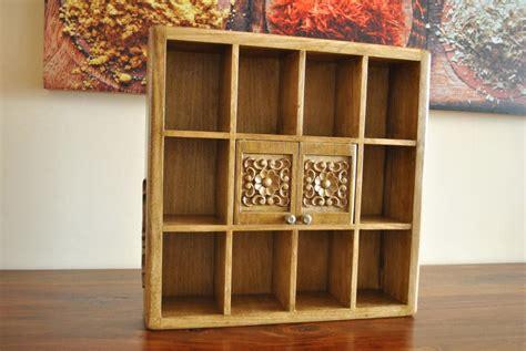 portaspezie in legno portaspezie in legno stile rustico