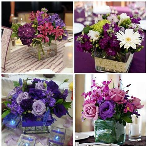 purple wedding table centerpieces wedding ideas pinterest