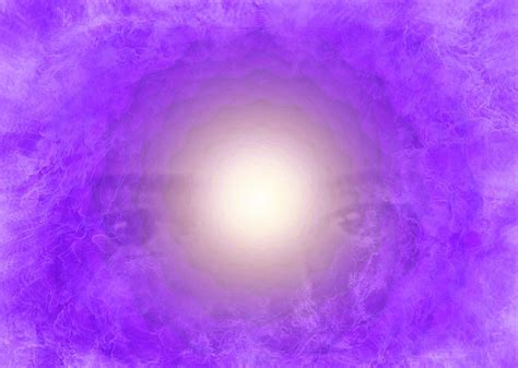 spiritual colors violet
