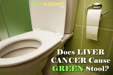 Is Green Stool A Sign Of Cancer is green stool a sign of liver cancer liversupport