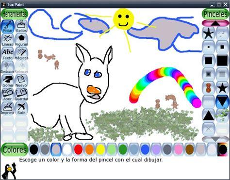 tux paint to play tux paint portable