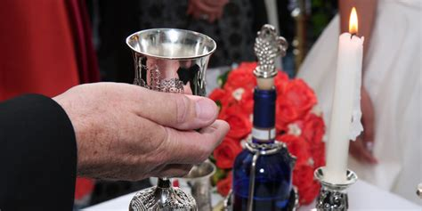 Wedding Blessing The Wine by The Evolution Of Across The Three Monotheistic