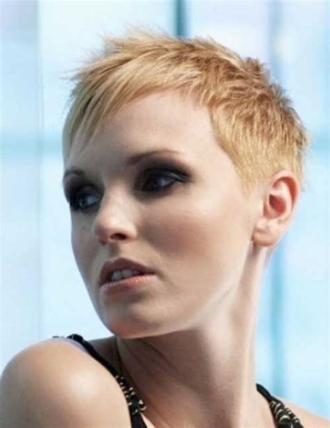 very short and spiky pixie cuts very short hair for women short hairstyles 2017 2018