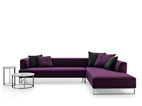 solo 14 corner sofa by b b italia design antonio citterio
