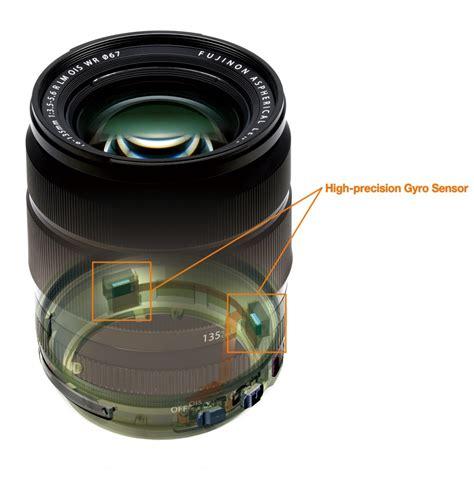 Fujifilm Xf18 135mm F35 56 R Lm Ois Wr fujifilm xf 18 135mm f3 5 5 6 r lm ois wr lyd bilde