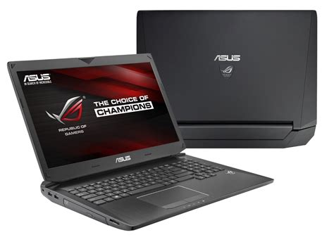 Notebook Asus Rog G750jz T4180h asus g750jz xs72 notebookcheck net external reviews