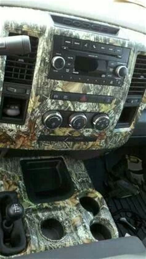 Camo Truck Interior by 1000 Images About Camo On