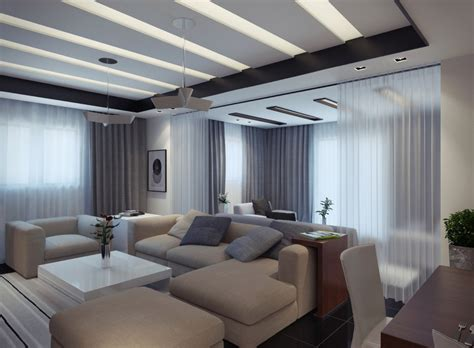 contemporary apartment living room  interior design ideas