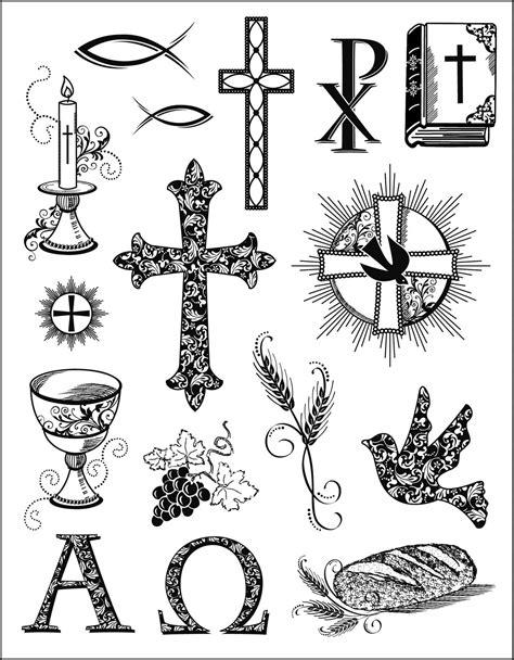 stempelmuehle christliche symbole stempelmuehle