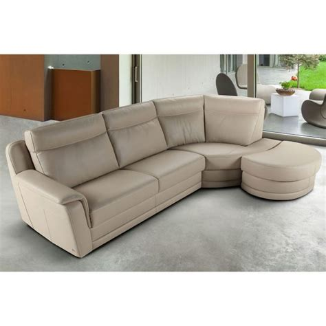 tara sofa tara leather sofa set sectional by nicoletti city