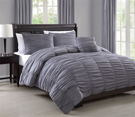 charcoal grey bedding charcoal gray comforter sets