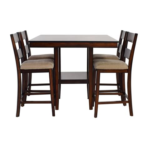 bar height table set cheap cheap office stools discount counter height dining sets