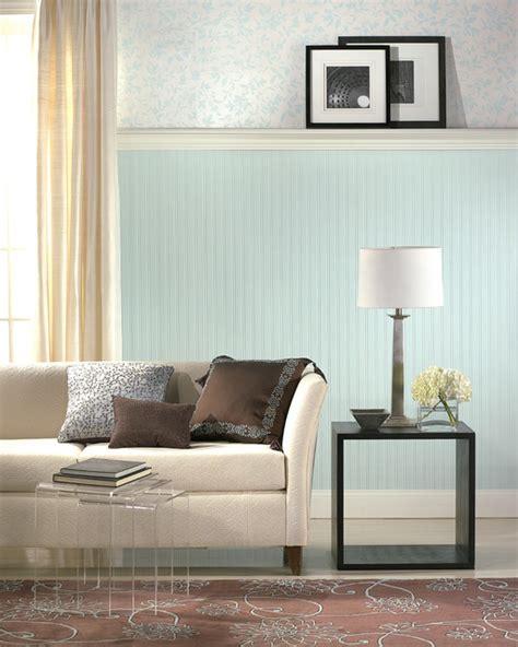 beadboard living room beadboard paintable wallpaper traditional wallpaper by graham brown