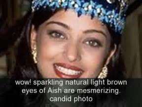 aishwarya rai eye color contacts the true color of aishwarya rai s eyes behind the glasses