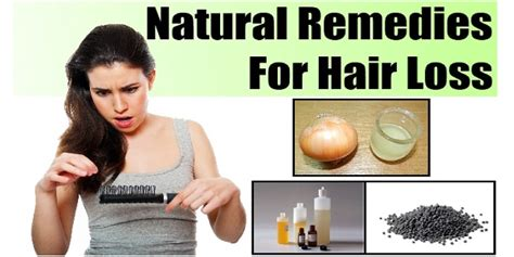 home remedies for hair fall herbal remedy