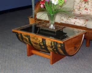 Keg Coffee Table Unique Whiskey Barrel Coffee Table That Will Your
