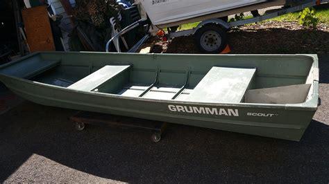 12 foot jon boat 12 ft grumman jon boat 12 ft duck boat blind pinterest
