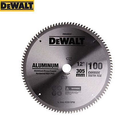 Gergaji Mesin Aluminium harga dewalt 100t aluminium mata gergaji circular 10 quot