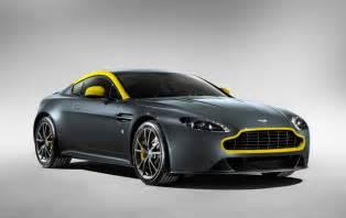 Aston Martin Vantage 8 Aston Martin V8 Vantage N430 Debuts At Geneva Motor Show