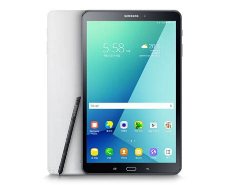 Samsung Galaxy Tab 10 1 new samsung galaxy tab a 10 1 and s pen launched geeky