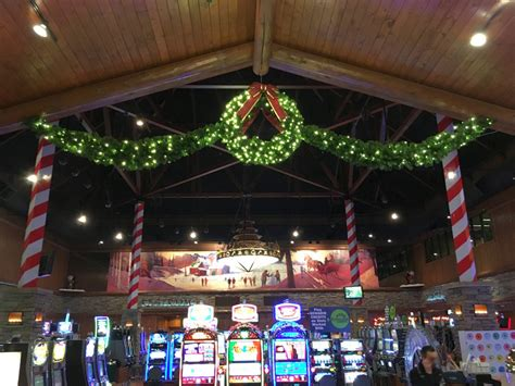 the first annual kewadin casino community celebration and