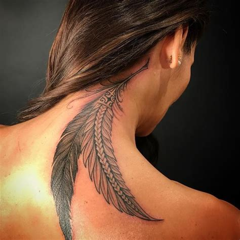 100 back of the neck tattoos 24 best back of neck