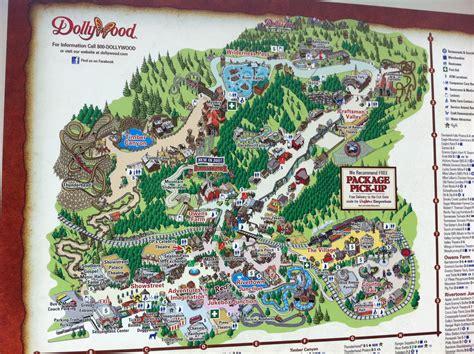 dollywood map dollywood theme park html autos post