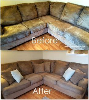 Best Way To Clean Microfiber Sofa by How To Clean A Microfiber Diy Cleaning