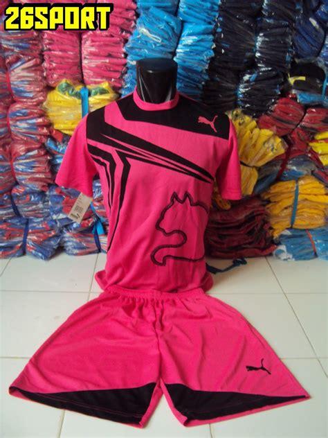 Setelan Futsal Nike Shanghai Pink setelan jersey kaos kostum futsal harga grosir murah