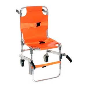 ems stair chair aluminum light weight ambulance