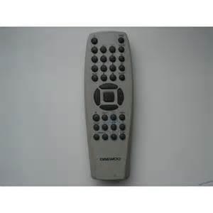 Daewoo Remote Daewoo Remote Vg
