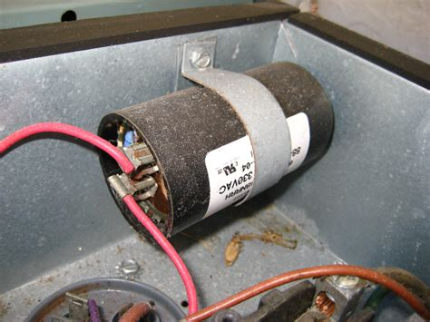 how to replace split ac capacitor replacing a capacitor on an air conditioner air conditioner guided