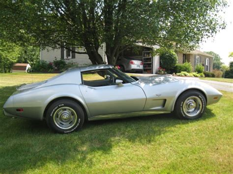 rent a corvette in michigan 1977 corvette michigan howell car vehicle deal