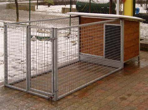 box per cani con cucce cuccia legno maxy con recinto box cani vendita online