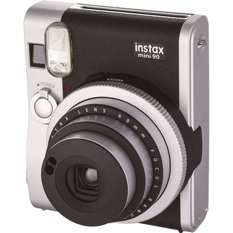 Fujifilm Instax Mini Neo 90 Black 42nd photo fujifilm 16404571 instax mini 90 neo