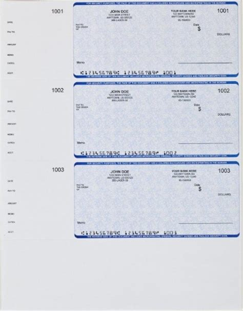 Confidential Background Check Techchecks Net Personal Checks 3 On Page Wallet Size Checks Business Computer
