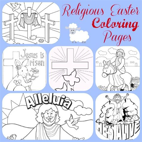 printable christian easter activity sheets printable religious easter coloring pages craftshady