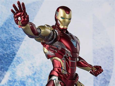 avengers endgame shfiguarts iron man mark lxxxv