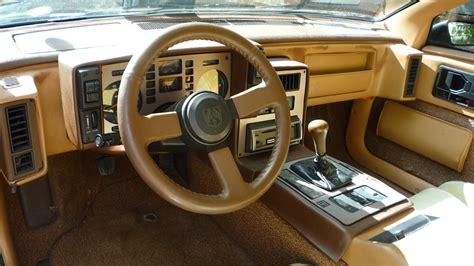 Fiero Interior Parts by 1984 Pontiac Fiero Pictures Cargurus