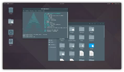 gnome themes arch linux arch linux with gnome 3 25 flat pat paper icons