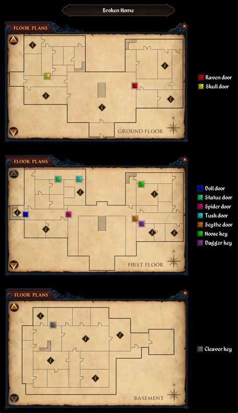 runescape house layout guide broken home quick guide runescape wiki fandom powered