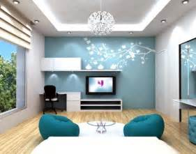 Interior Designs For Bedrooms For Teenagers Blue Bedrooms For Ordinary Blue Bedroom Interior Designs