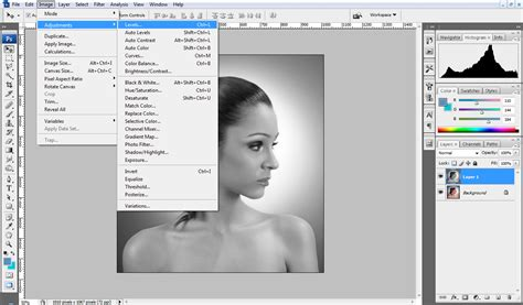 define pattern in photoshop cs3 extract hair photoshop cs4 tutorial change hair color