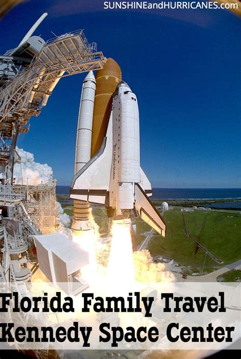 Day 4first The Kennedy Space Center Heres by Florida Family Travel Kennedy Space Center
