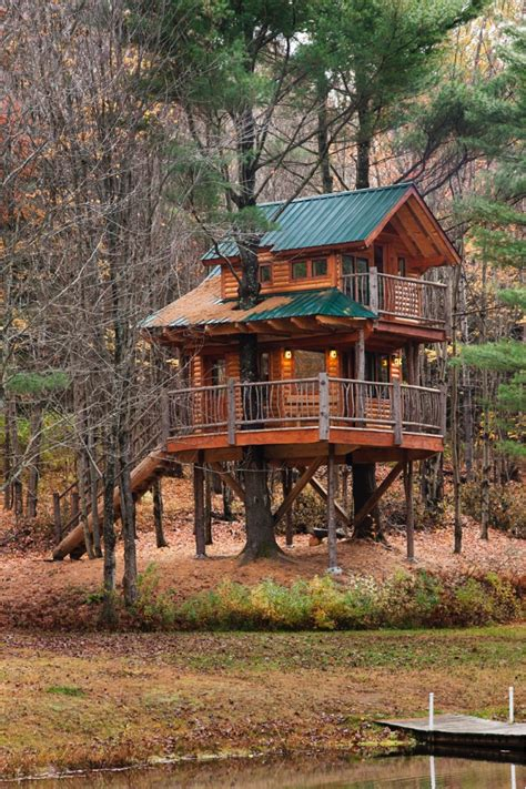 treehouse vacations treehouse hotels american vacation ideas