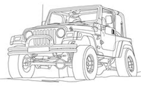 jeep liberty coloring pages 1000 images about jeep coloring book on pinterest jeeps